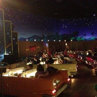Photo taken at Sci-Fi Dine-In Theater by Matthew B. on 4/21/2013