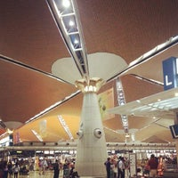 Photo taken at Kuala Lumpur International Airport (KUL) by Danny T. on 6/22/2013