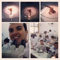 Photo taken at Biologia (BIO) by Bruno B. on 8/15/2013