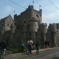 Photo taken at Castle of the Counts by RicoBel on 7/13/2013
