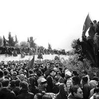 Photo taken at Cimetière El Jallaz by Émna M. on 2/8/2013