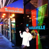 Photo taken at Tequilaville by Renata C. on 9/29/2013