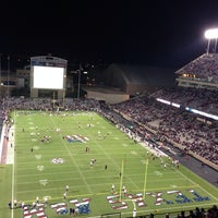 Photo taken at Kyle Field by Charlie W. on 11/3/2013