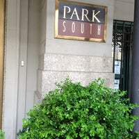 Photo taken at Park South Hotel by Charlie W. on 7/22/2013