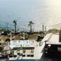 Das Foto wurde bei Suhan360 Hotel & Spa von Enteroğlu am 8/29/2017 aufgenommen