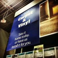 Photo taken at Lowe's Home Improvement by Shawn H. on 12/20/2013