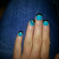 Photo taken at V N Nails by Ryan S. on 9/28/2012