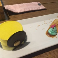 Снимок сделан в The Cake пользователем Karina B. 12/7/2015