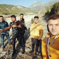 Photo taken at Börekçi Baba by Furkan A. on 12/29/2016