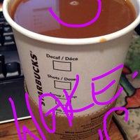 Photo taken at Starbucks by JENNI JANE K. on 1/28/2014