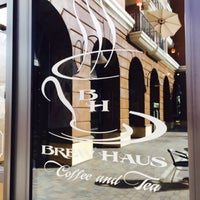 Photo taken at Brew Haus Coffee & Tea by Amy U. on 10/24/2014