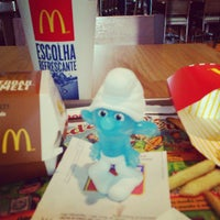 Photo taken at McDonald's by Lia R. on 8/1/2013