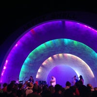 Photo taken at Levitt Shell by finnious f. on 5/24/2013