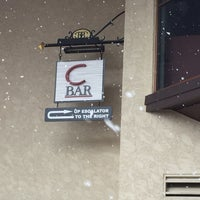 Photo taken at C Bar by Amy A. on 2/12/2017