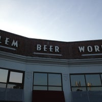Photo taken at Salem Beer Works by Amy A. on 10/14/2012
