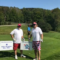 Photo taken at Green Mountain National Golf Course by Amy A. on 9/11/2017