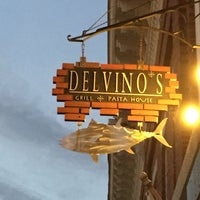 Photo taken at Delvino's Grill And Pasta House by Amy A. on 9/6/2016