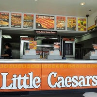Photo taken at Little Caesars Pizza by Nia M. on 3/29/2013