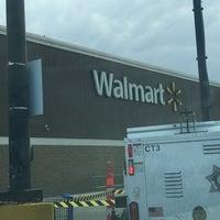 Photo taken at Walmart Supercenter by Nia M. on 7/30/2017