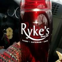 Photo taken at Ryke's by J M. on 1/4/2014
