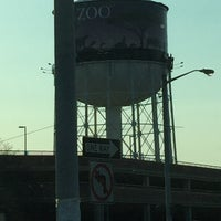 Photo taken at Detroit Zoo Water Tower by J M. on 5/6/2016