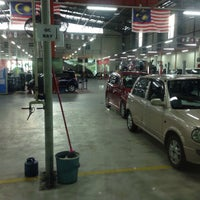 Photo taken at Perodua Sales & Service Centre Glenmarie by Leafy W. on 2/8/2015