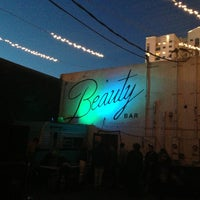 Photo taken at Beauty Bar by Manny D. on 3/25/2013