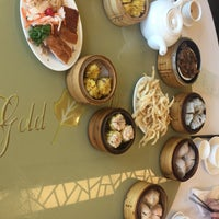 Photo taken at Gold Leaf Chinese Restaurant by Javier Y. on 2/25/2018