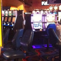 Photo taken at Wheeling Island Hotel-Casino-Racetrack by Colleen E. on 6/14/2013