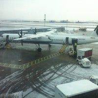 Photo taken at Boise Airport (BOI) by Rod N. on 1/2/2013