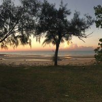 Photo taken at Nightcliff Foreshore by Oliver W. on 6/8/2016