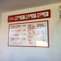 Photo taken at In-N-Out Burger by John B. on 11/20/2012