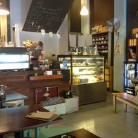 Photo taken at Sur Bourke Espresso Bar by Hannah D. on 3/9/2013