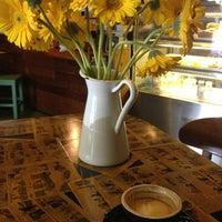 Photo taken at Sur Bourke Espresso Bar by Hannah D. on 1/29/2014