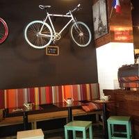 Photo taken at Sur Bourke Espresso Bar by Hannah D. on 2/6/2013