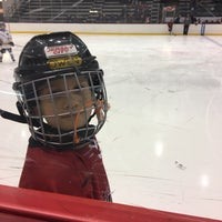 Photo taken at Barnabas Health Hockey House by Dawn G. on 12/31/2016