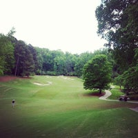 Photo taken at Druid Hills Golf Club by Josh on 5/5/2013