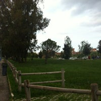 Photo taken at Parco Urbano Del Fiume Ombrone by Matteo A. on 5/5/2013
