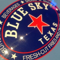 Photo taken at Blue Sky Texas by Bryan H. on 9/10/2014