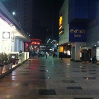 Photo taken at High Street Phoenix by Aniket B. on 12/28/2012
