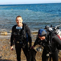 Photo taken at Sea Dancer Dive Center by Мотоциклист on 11/8/2016