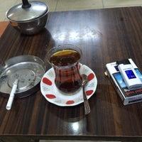 Photo taken at Köşem Cafe,Restaurant,Bar,Bistro Cafe by Ulaş D. on 2/26/2016
