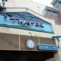 Photo taken at Twister...Ride It Out by Chris on 1/27/2013