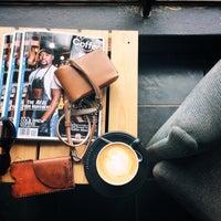 Photo taken at Vintage Coffee by manmakecoffee b. on 1/8/2015