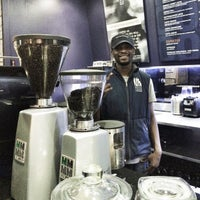 Photo taken at Seattle Coffee Company by manmakecoffee b. on 12/2/2014