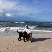 Photo taken at Perdido Key Dog Park by Farren M. on 7/4/2013