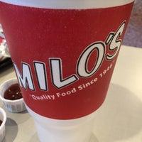 Photo taken at Milo's Hamburgers by Farren M. on 12/18/2015