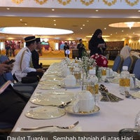 Photo taken at Istana Abu Bakar by Sharinaz s. on 10/24/2017