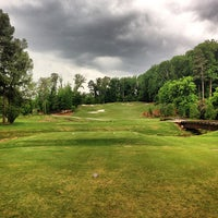 Photo taken at Druid Hills Golf Club by Justin H. on 5/5/2013