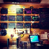 Photo taken at Thirsty Monk Pub & Brewery by Justin H. on 2/16/2013